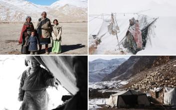 Φωτογραφίες-ντοκουμέντα μιας νομαδικής ζωής που χάνεται