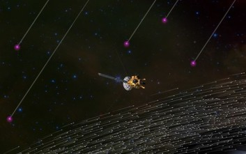 Ίχνη διαστρικής σκόνης από το ηλιακό σύστημα