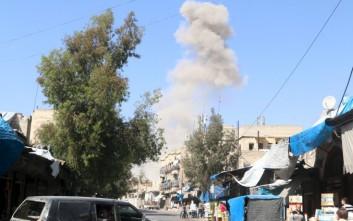 Οι αντάρτες απαντούν στις «παραβιάσεις» της εκεχειρίας στη Συρία