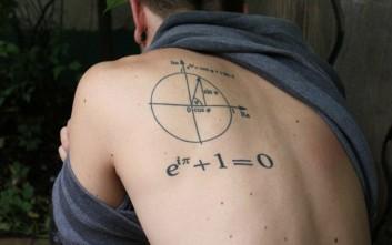 Τατουάζ για τους κολλημένους με την επιστήμη