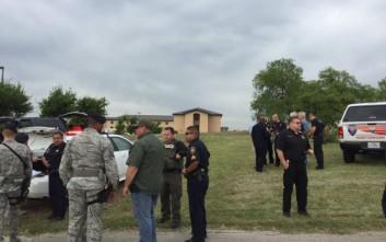Πυροβολισμοί και δύο νεκροί σε αεροπορική βάση στο Τέξας