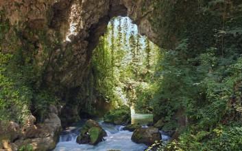 Θεογέφυρο, ένας θησαυρός της φύσης