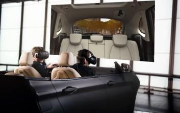 Εξέλιξη οχημάτων της BMW με εικονική πραγματικότητα