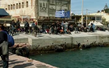 Αυξάνεται και πάλι η προσφυγική ροή στο βόρειο Αιγαίο