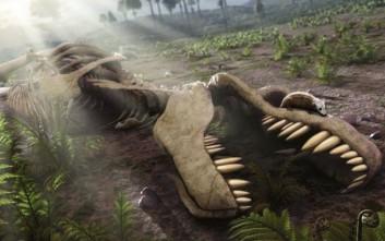 Ανατροπή στη θεωρία για την εξαφάνιση των δεινοσαύρων