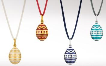 Συλλογή κοσμημάτων «Cycladic Eggs» από τον Οίκο ZOLOTAS