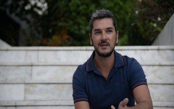 Ο Λουκάς Κατσίκας στο «τιμόνι» του Διεθνούς Φεστιβάλ Κινηματογράφου της Αθήνας
