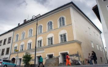 Η αυστριακή κυβέρνηση αποφασίζει να απαλλοτριώσει το σπίτι του Χίτλερ