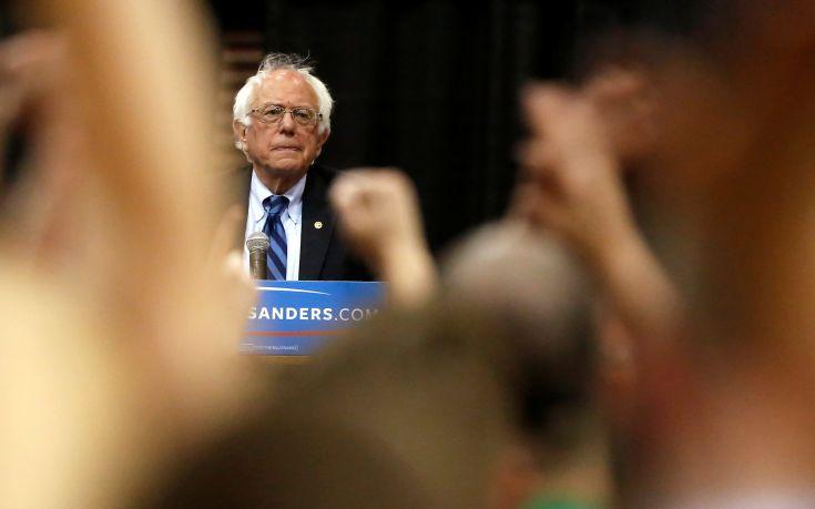 O Μπέρνι Σάντερς θα ανακοινώσει την υποψηφιότητά του για τις εκλογές του 2020