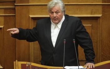 Παραιτήθηκε και από βουλευτής ο Θανάσης Παπαχριστόπουλος