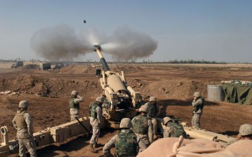 Προάστιο στα νότια της πόλης Φαλούτζα κατέλαβαν οι ιρακινές στρατιωτικές δυνάμεις