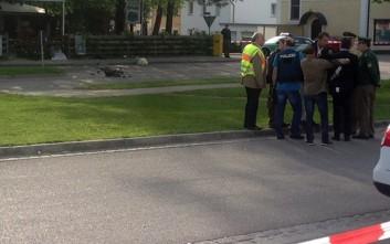 Τέσσερις σοβαρά τραυματίες από επίθεση άνδρα με μαχαίρι στο Μόναχο