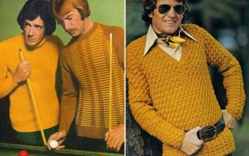 Διαφημίσεις ανδρικής μόδας του '70