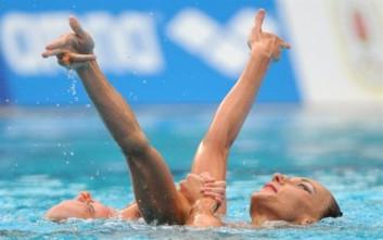 Δύο χρυσά για τη Ρωσία στη συγχρονισμένη κολύμβηση