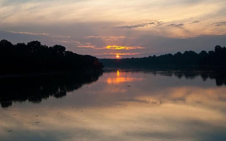 Ο ποταμός Maranon (Credit: William Mullins/Alamy Stock Photo)