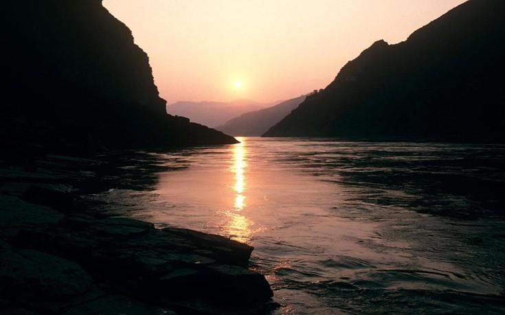 Ο ποταμός Γιανκτσέ (Credit: Gavin Newman/Alamy Stock Photo)