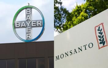 Συγχωνεύτηκε η Bayer με τη Monsanto