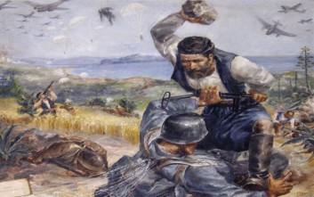 Όταν η «επιχείρηση Ερμής» μετατράπηκε σε νεκροταφείο των ναζί αλεξιπτωτιστών
