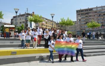 Πραγματοποιήθηκε το πρώτο Gay Pride στην ιστορία του Κοσόβου