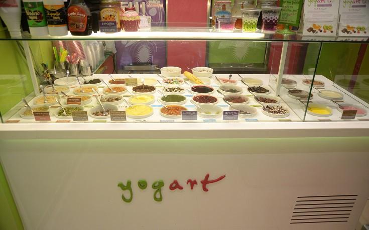 Αυτό το frozen yogurt στην Κέρκυρα δεν πρέπει να το χάσετε