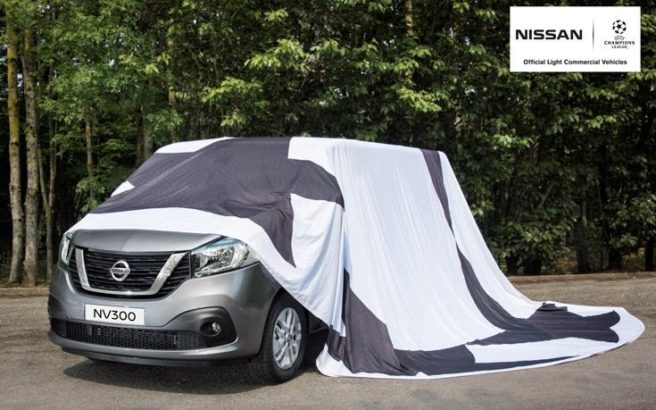 Αποκαλυπτήρια του Nissan NV300