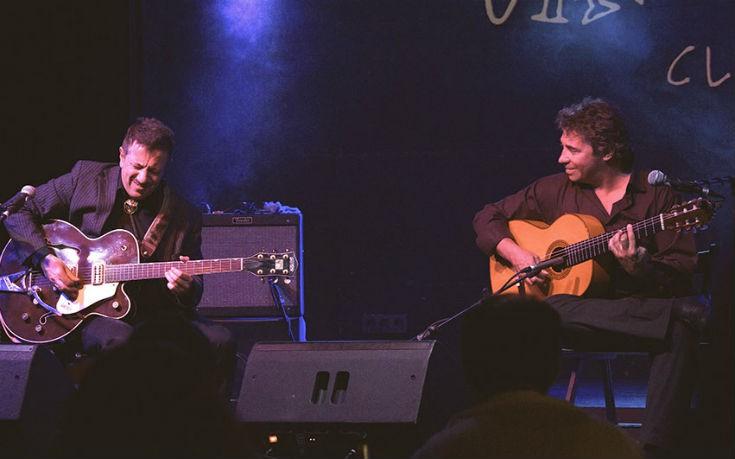 Nono Garcia y Pablo Novoa