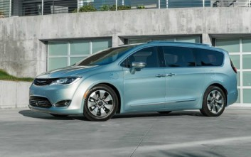 Συνεργασία της Alphabet με την Fiat Chrysler για αυτο-οδηγούμενα οχήματα