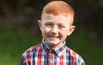 Το αγόρι που θα μπορούσε να πεθάνει από ένα βήχα