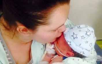 Η σπαρακτική παραδοχή μιας μαμάς που προσπάθησε να αυτοκτονήσει όταν έμεινε έγκυος