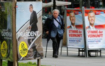 Δεν αποκλείεται η επανάληψη των αυστριακών προεδρικών εκλογών