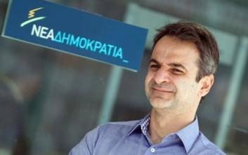 Μητσοτάκης: Μας δείχνεις το δρόμο για να πάμε την Ελλάδα ψηλά