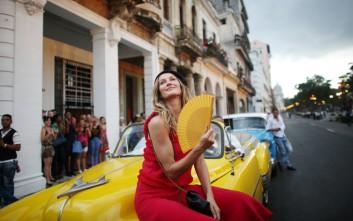 Η Chanel στην Κούβα
