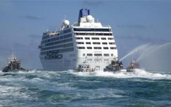Αμερικανικό κρουαζιερόπλοιο στην Κούβα μετά από δεκαετίες