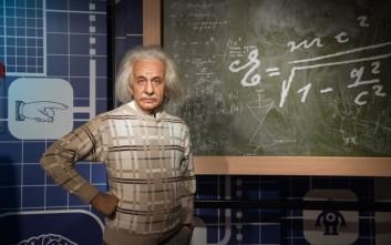 Η «συνταγή της ευτυχίας» του Αϊνστάιν έκανε έναν άνδρα πλουσιότερο κατά 1,56 εκατ. δολάρια