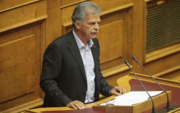 Δανέλλης: Αν το Ποτάμι δεν υπερψηφίσει τη Συμφωνία των Πρεσπών, θα παραιτηθώ