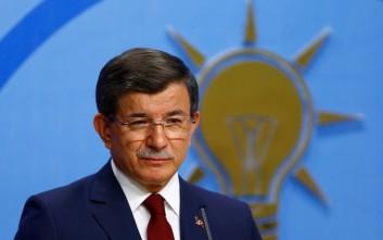 Τουρκία: Ιδρύει νέο κόμμα ο Αχμέτ Νταβούτογλου