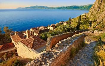 Κορυφαίος προορισμός στην Ευρώπη για το 2016 η Πελοπόννησος