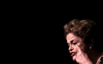 Πολιτικός σεισμός στη Βραζιλία: «Πραξικόπημα η καθαίρεση της Ρούσεφ»