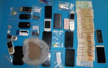 Εγκληματική οργάνωση διακινούσε ηρωίνη στη Λέσβο