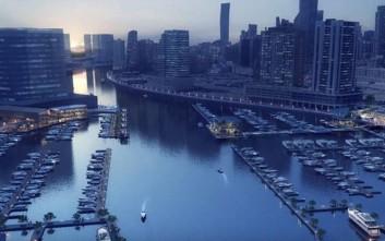 Το νέο μεγάλο project του Ντουμπάι με κανάλια και πλωτά σπίτια