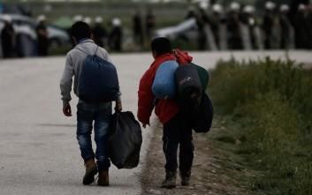 Πρόσφυγες έφυγαν από το κέντρο φιλοξενίας στο Δερβένι