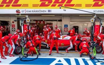 Απορούν ακόμα και στη Mercedes με την απογοητευτική Ferrari