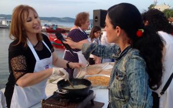 Θαλασσινή Κουζίνα, για πάντα πρωταγωνίστρια του Mount Athos Area KOUZINA