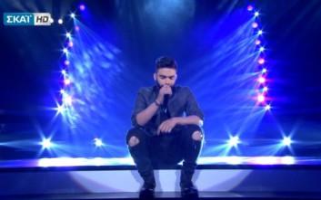 Aπίθανο περιστατικό στο live του X Factor