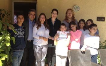 Ο Όμιλος Ν. Δασκαλαντωνάκη-Grecotel στα Παιδικά Χωριά SOS