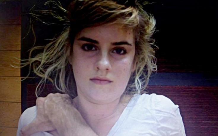 Καλλιτέχνις κατέγραψε σε βίντεο το «βιασμό» της