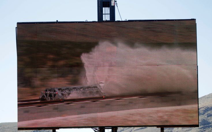 Hyperloop: Μεταφορές με ταχύτητα έως και 1.200 χλμ. την ώρα