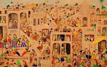 Αγόρασε αυτό τον πίνακα για 40 λίρες και τον πούλησε για πάνω απο 92.000