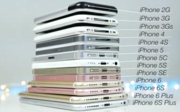 Πτώση στις πωλήσεις των iPhone για δεύτερο σερί τρίμηνο