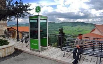 Το ιταλικό χωριό που αναπαριστά κοινωνικά δίκτυα και ιστοσελίδες στην πραγματική ζωή